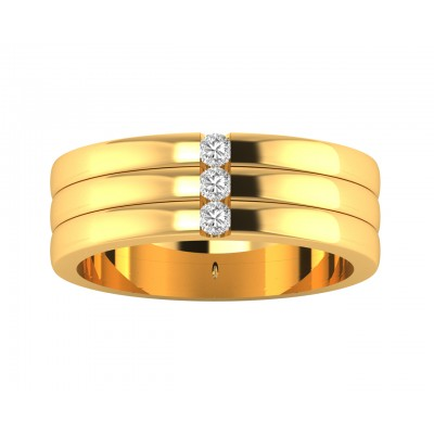 Gordon diamond ring in 18k  Gold