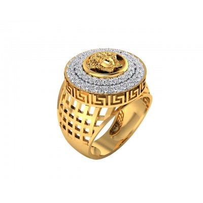 Moriarty diamond ring in 18k  Gold