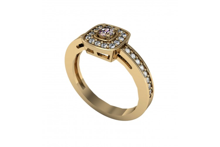 Buy Solitaire Diamond Engagement ring line in India at Best Price Jewelslane