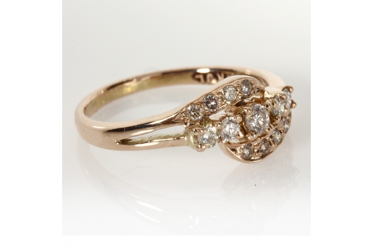 Diamond Daily wear Ring