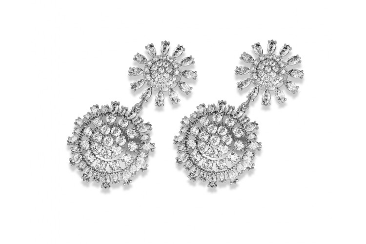 Aara Designer Diamond Look Danglers