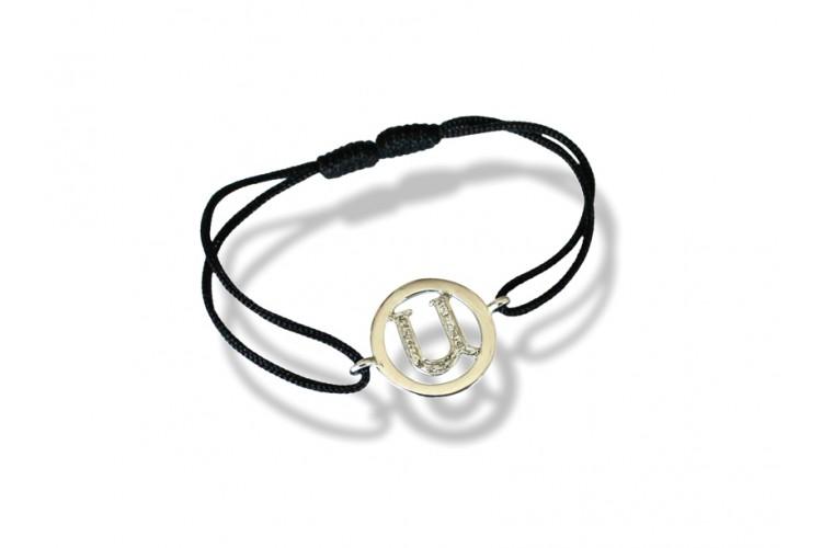 Buy U Alphabet Diamond Ring Online  Default Store View