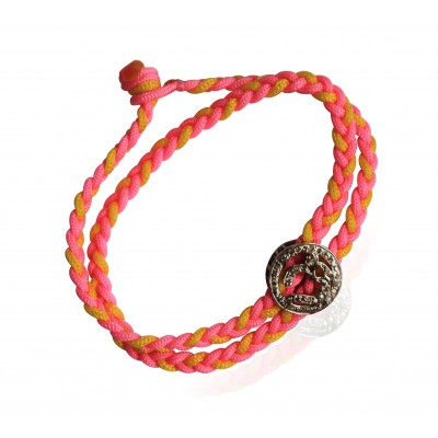Aum Bracelet with Diamonds Rakhi