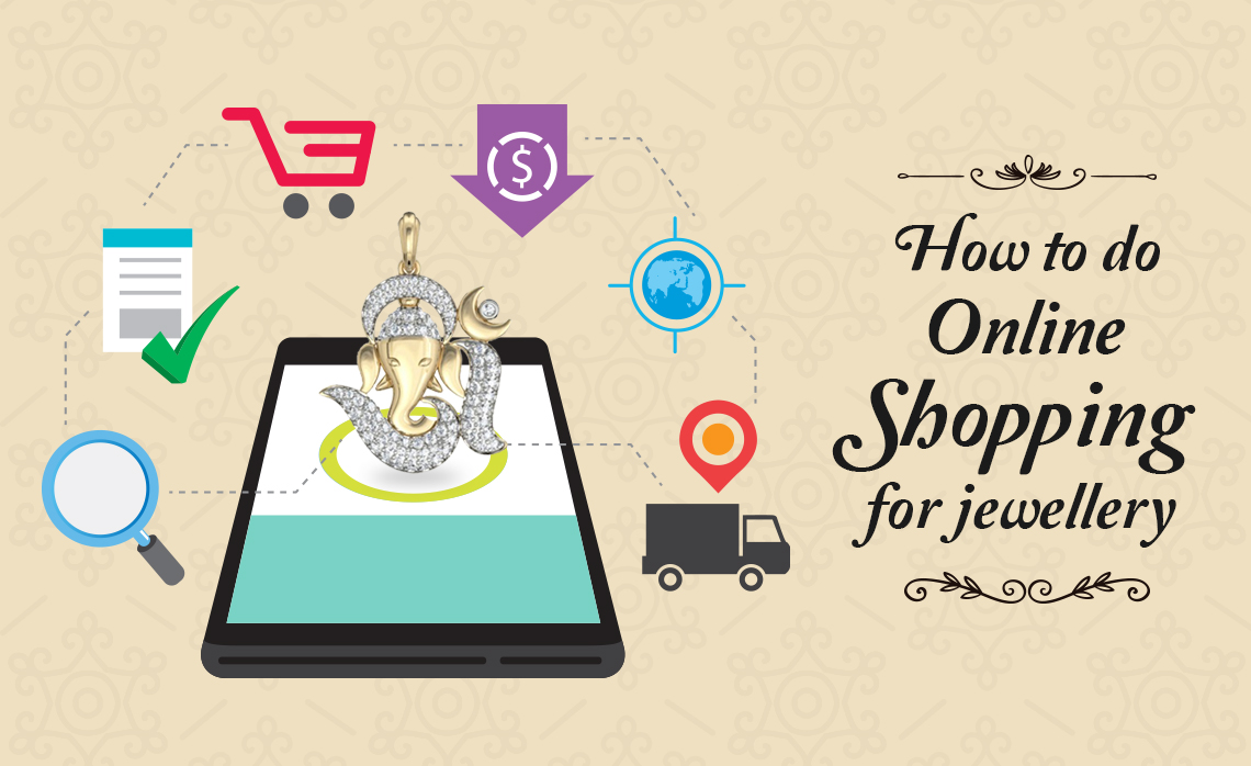 How to do online shopping for jewelry