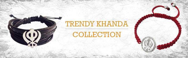 khanda bracelet