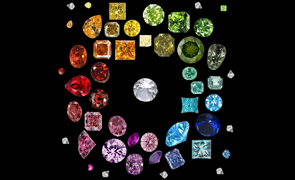 Girls, Did you Know About Different Colors of Diamonds?
